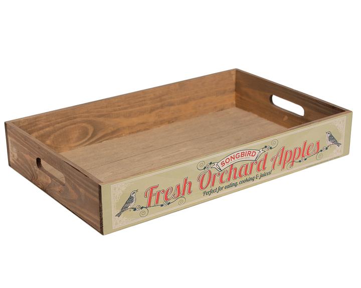 tray, produce holder