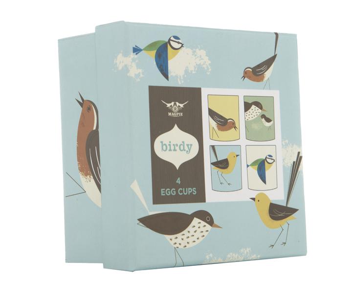 bird breakfast gift set