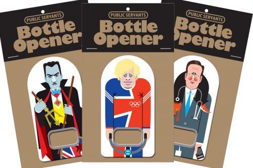 Politician Bottle Openers