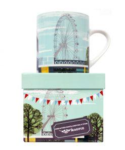 gift boxed mug