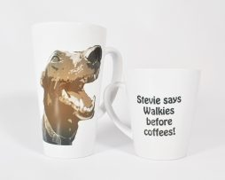 Peronalised pet mug