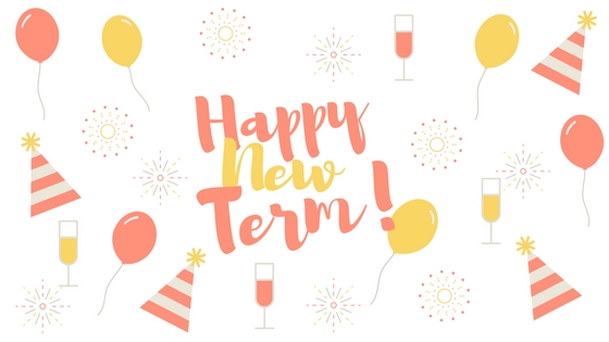 Happy New Term! 9 Tips to stay organised this term