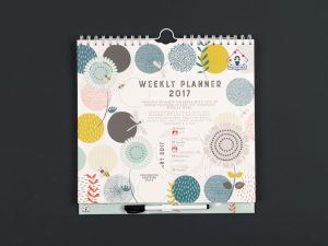 Stay organised with a good calendar
