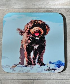 Personalised Arty Coasters
