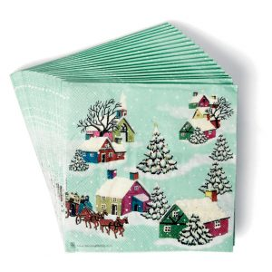 Christmas napkins