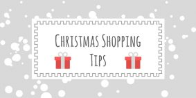 7 Tips to Get Organised for Christmas Shopping