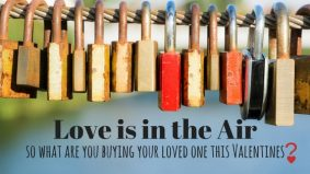 Love is in the air so what do you gift your loved one?