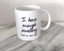 jewellery mug