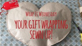 Wrap It Wednesday