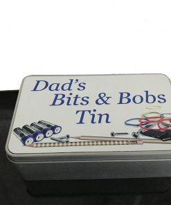personalised tin
