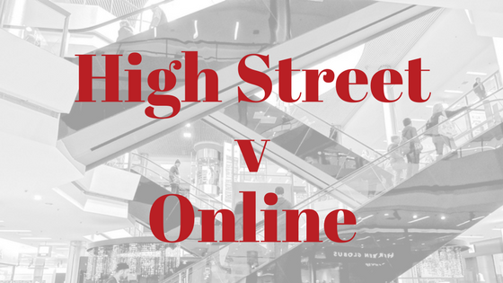 High Street v Online Shopping, Who Will Win?