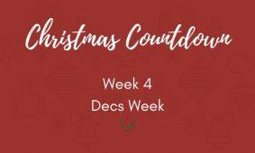 An Organised Christmas Countdown week 4
