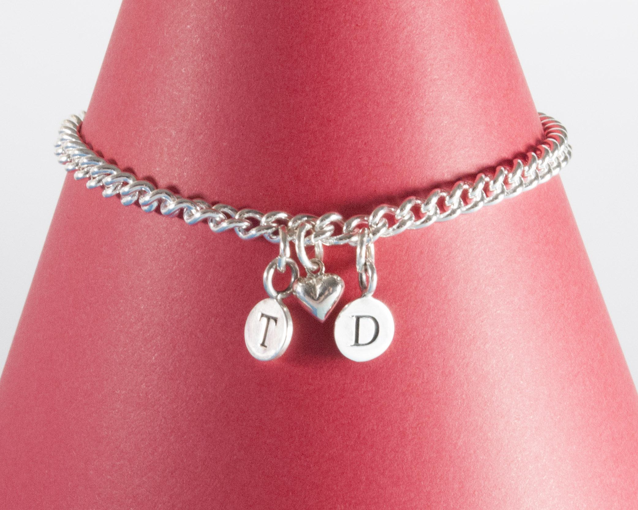 personalised bracelet