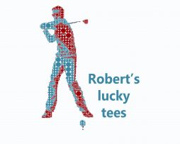 personalised golf gift