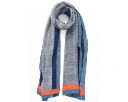 Rachel Checked Scarf