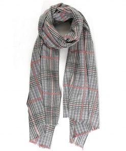 Amy Grey Scarf