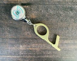Pulley Keyring personalised