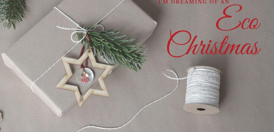 An Eco Gift Wrapped Christmas